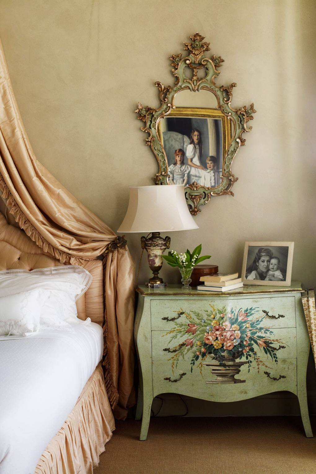 Olivia Palermo Apartment Decor English Country Style Bedrooms Olivia Palermo More Daily