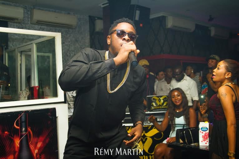 25 Photos from At The Club With Remy Martin party