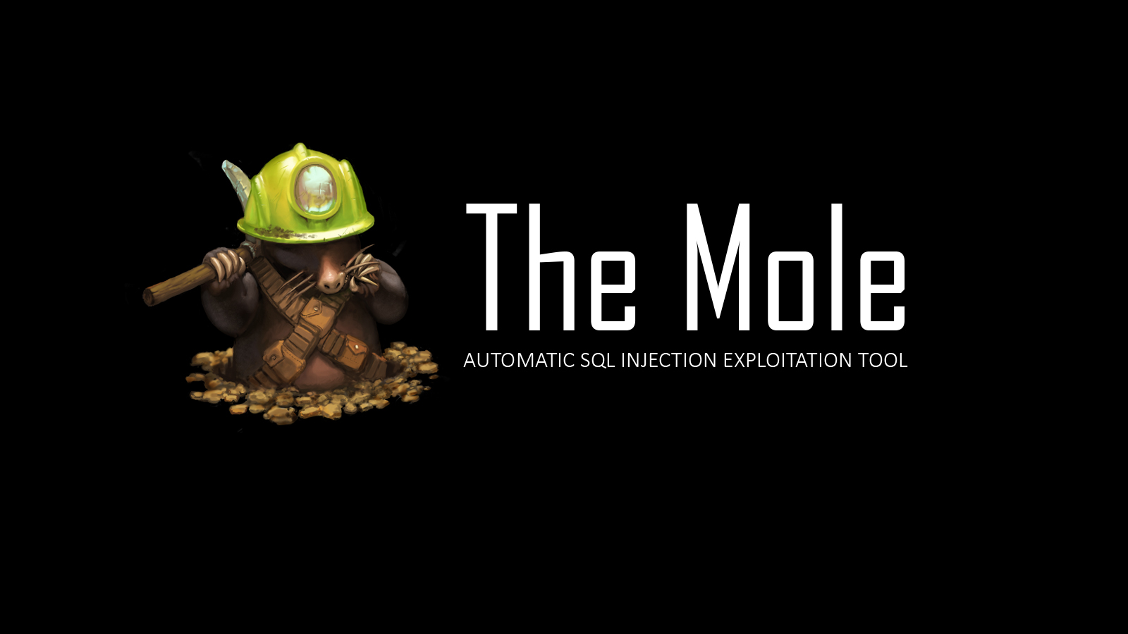 The Mole - Automatic SQL Injection Exploitation Tool