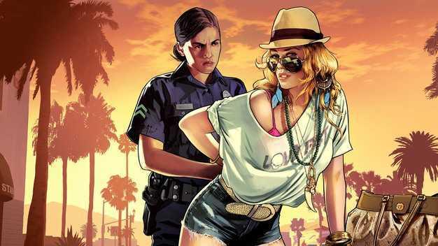 game ini dikembangkan oleh Rockstar game Spesifikasi Game GTA V Untuk PC - Hhandromax.com