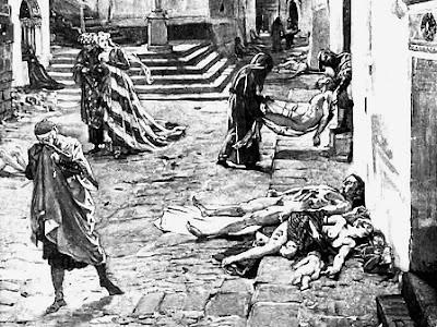 επιδημία χολέρας Αθήνα 1854