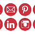 How To Add Social Media Icons To Your Blog...