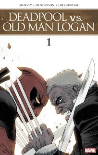 """""""Deadpool Vs. Old Man Logan"""" la próxima miniserie de Marvel Comics para octubre"""