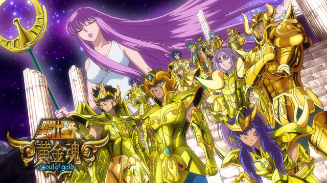 Kumpulan Foto Saint Seiya- Soul of Gold, Fakta Saint Seiya - Soul of Gold dan Video Saint Seiya - Soul of Gold