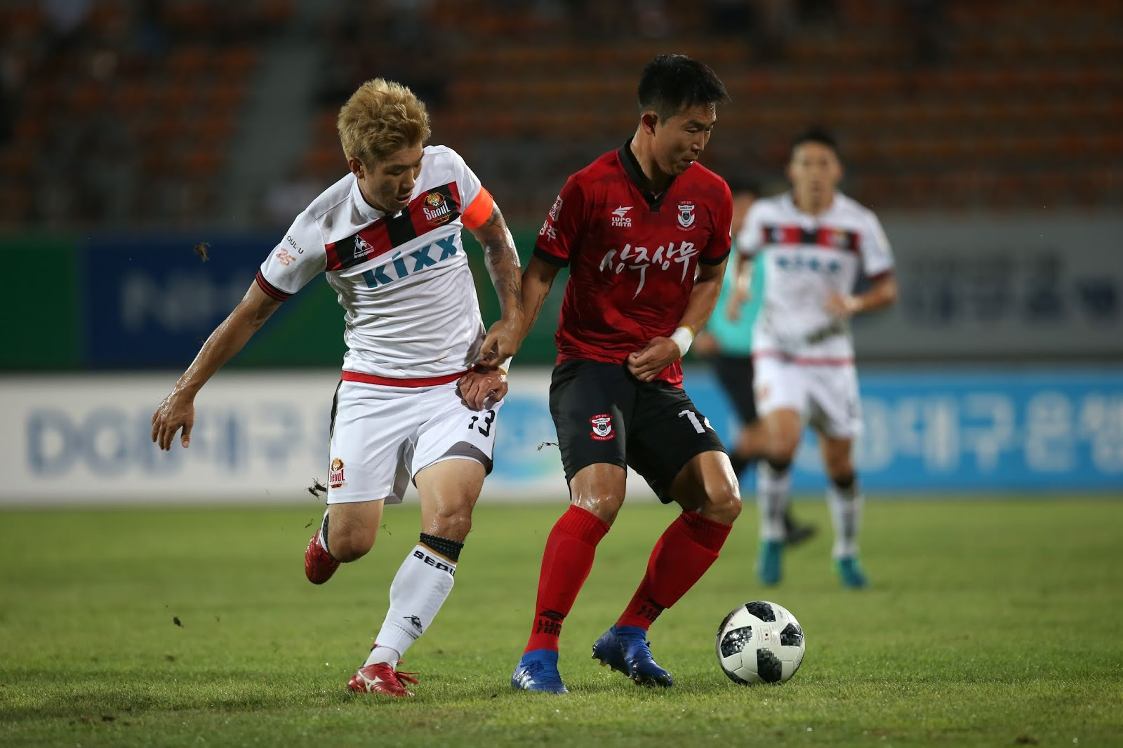 Preview: Sangju Sangmu vs FC Seoul K League 1 Go Yo-han Yoon Bit-garam
