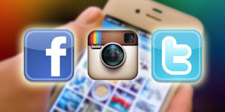 Tiga Media Sosial Terpopuler di Indonesia: Facebook, Twitter, Instagram