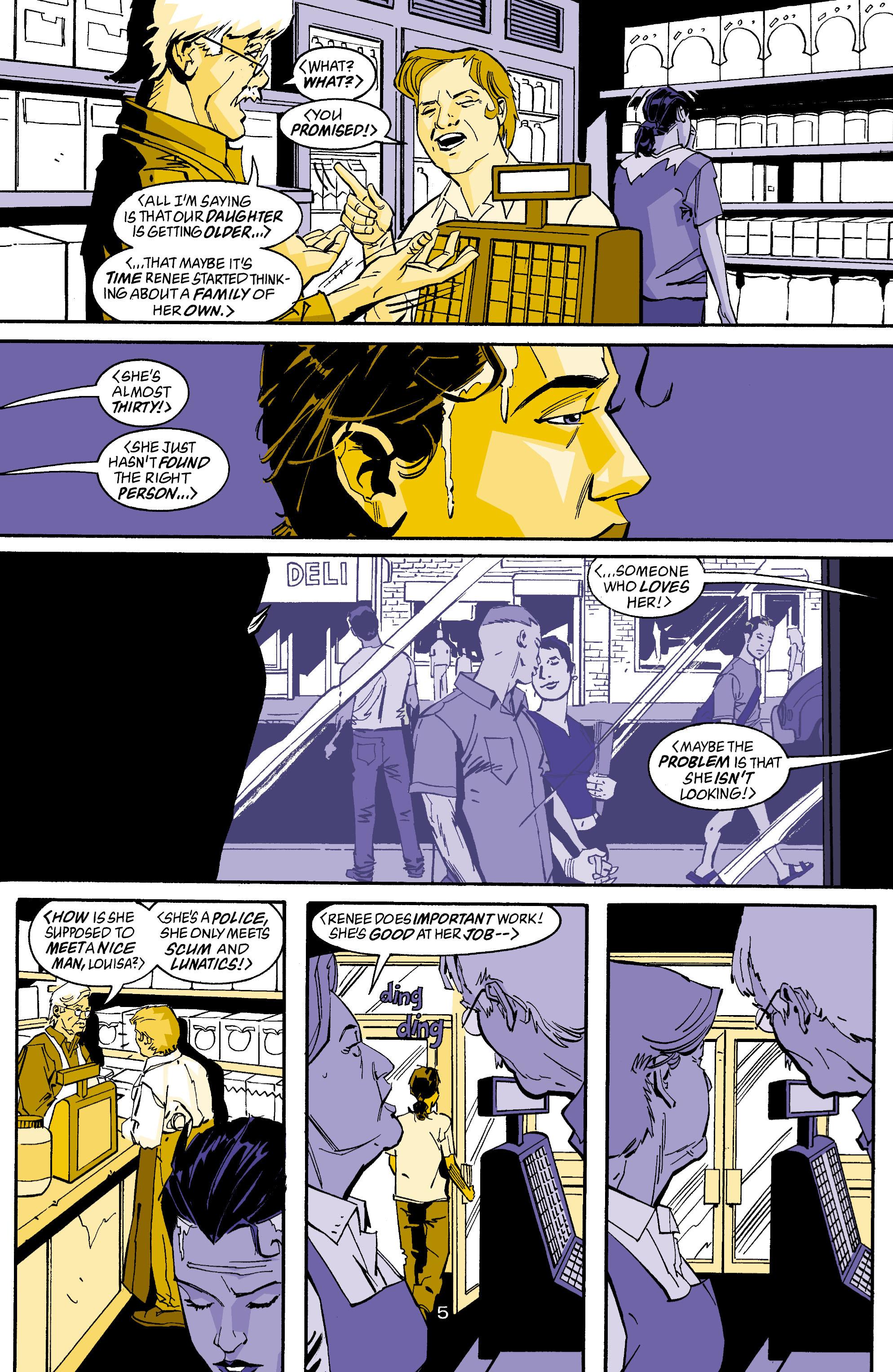 Detective Comics (1937) 747 Page 5