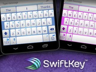 SwiftKey Aplikasi Keyboard Terbaik untuk Android