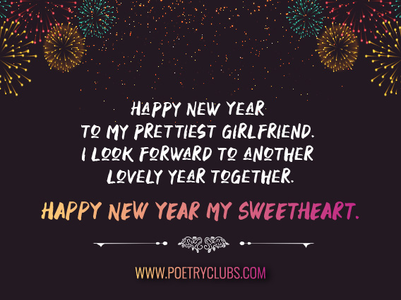 happy new year 2020 messages for girlfriend