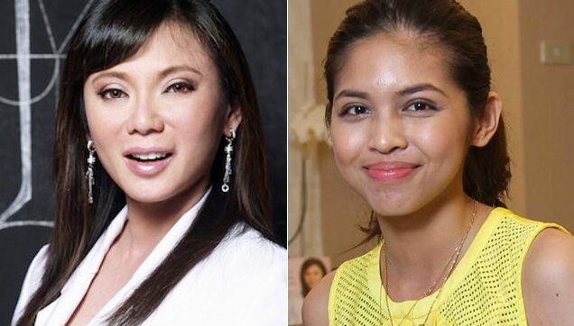 Doctor Vicki Belo and Maine Mendoza, also known as Yaya DUB.