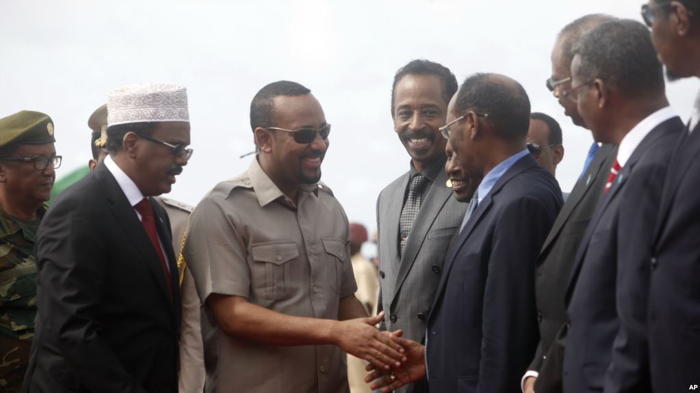 <Somalia, Ethiopia to jointly invest in four seaports