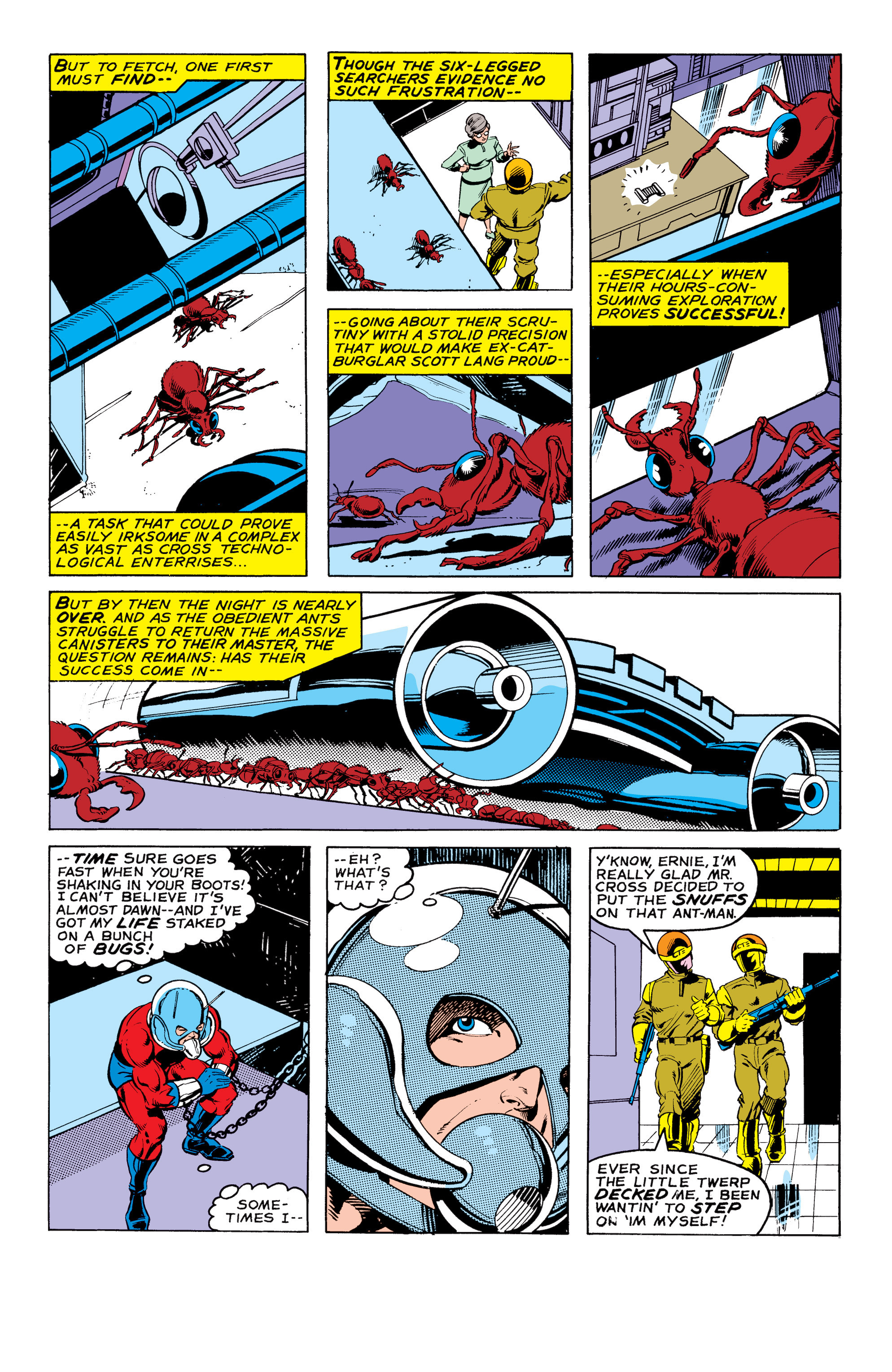 Read online Ant-Man comic -  Issue #Ant-Man _TPB - 31