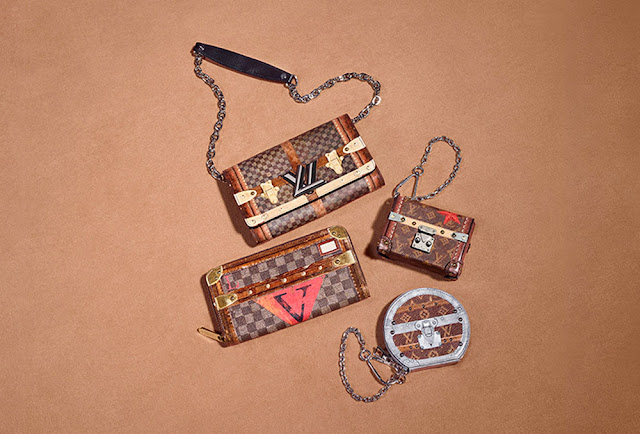 Louis Vuitton's Fall 2018 Reklam Kampanyası