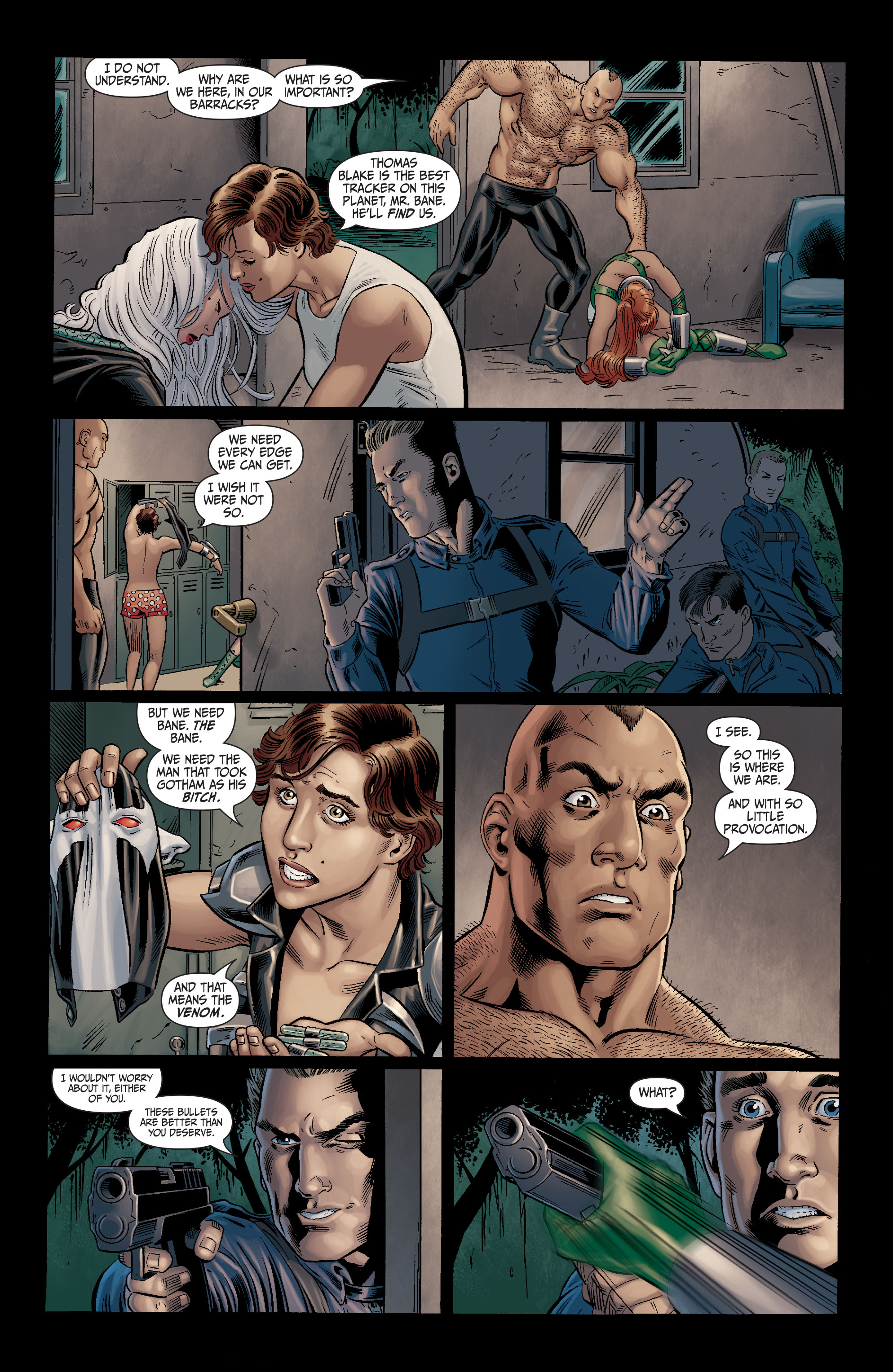 Read online Secret Six (2008) comic -  Issue #12 - 18