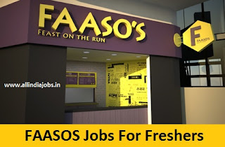Fasoos Jobs For Freshers