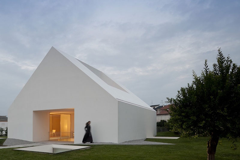 house in leiria by aires mateus