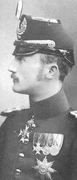 Fürst zu Schaumburg-Lippe