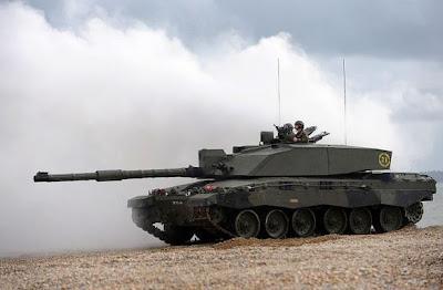 Tank Chalenger 2