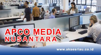 PT Apco Media Nusantara Pekanbaru