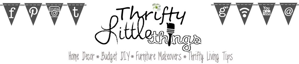 Thrifty Little Things Blog - Wendy Kohn