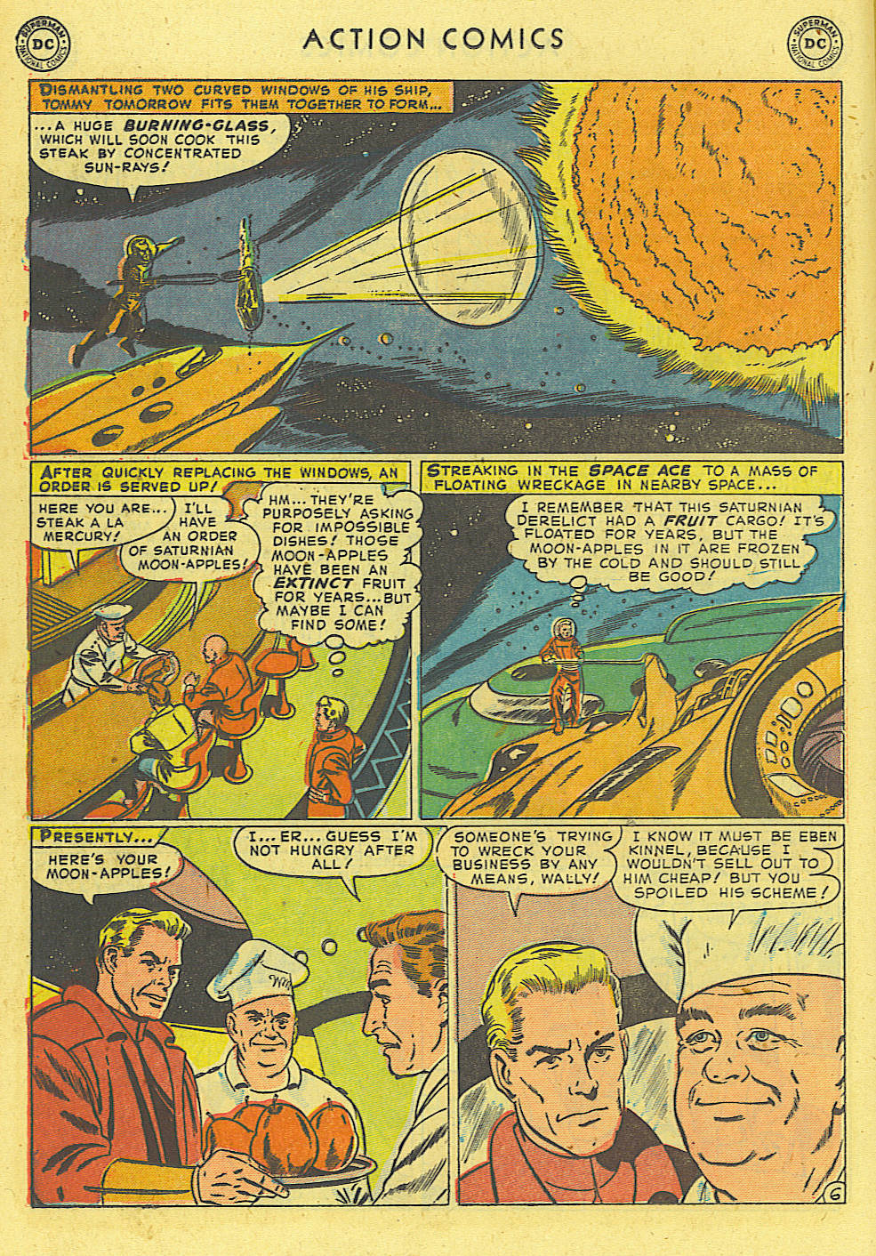 Action Comics (1938) 162 Page 16