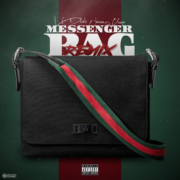 Young Chop - Messenger Bag (Remix) [feat. Lil Durk] - Single Cover