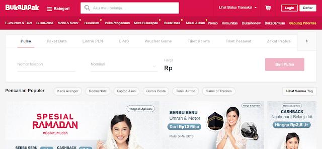 Permalink to BukaLapak.com ~ Toko Online Dengan Jaminan dan Perlindungan Pelanggan