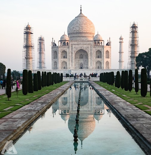 ** NOTES   ON   THE SCIENCE OF PHOTOGRAPHY Tout around the Taj Mahal Camera Craft and Photographic Art...