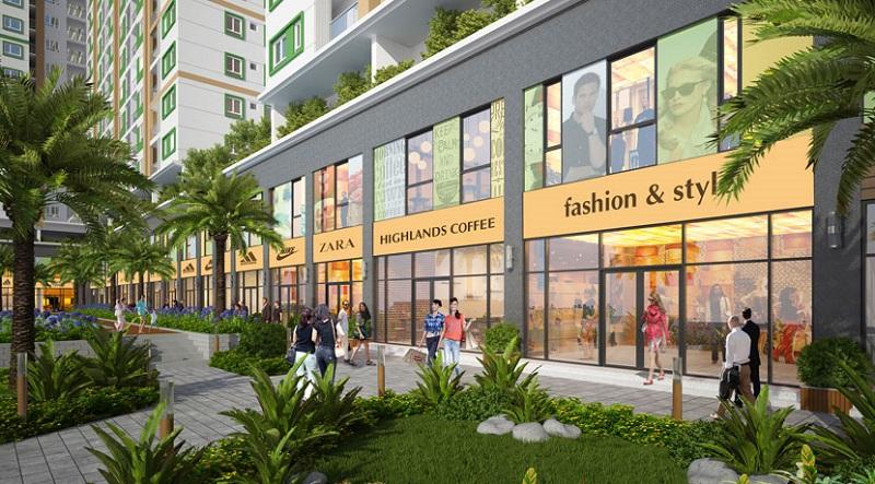 Căn Hộ Shophouse The K Park Văn Phú | Dự Án The K Park