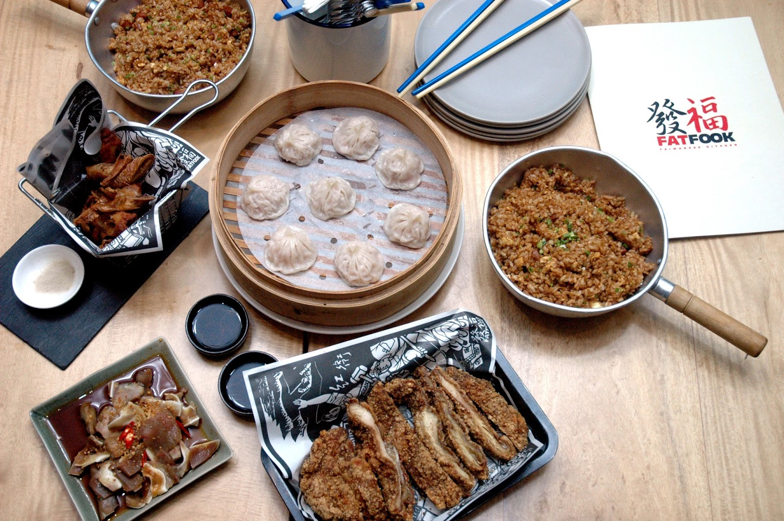 Dude For Food Comforting Taiwanese Flavors At Fat Fook Taiwanese Kitchen