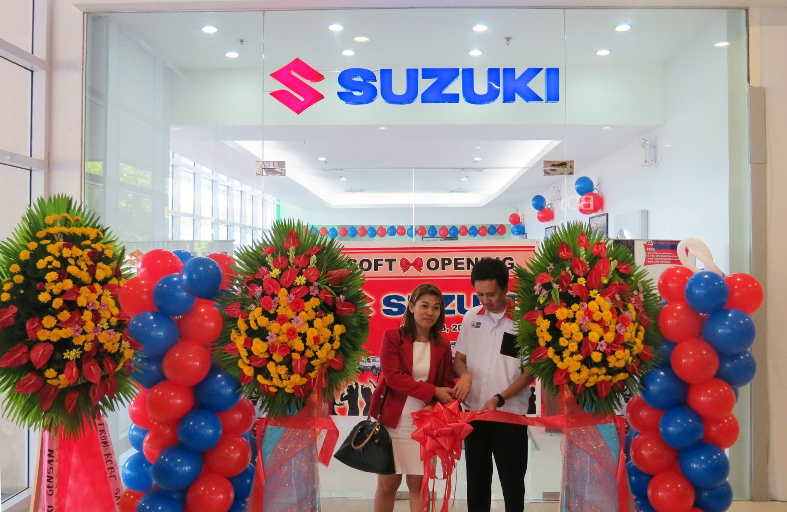 Suzuki Automobile expands to General Santos City