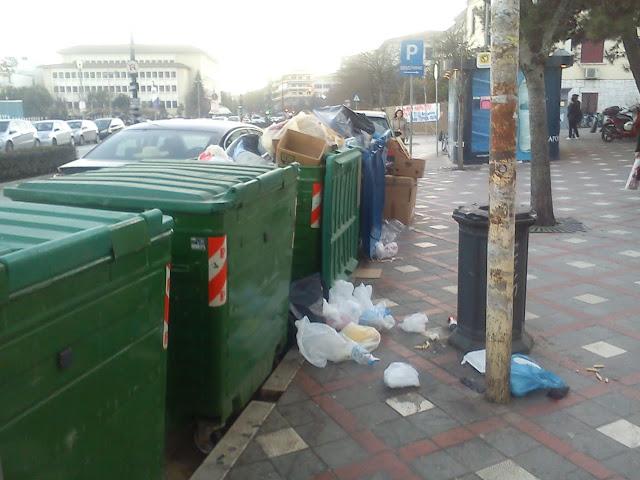 Γιάννενα: Η έλλειψη προσωπικού,προκαλεί δυσλειτουργίες στον τομέα καθαριότητας του Δήμου