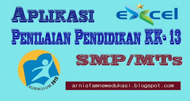 APLIKASI PENILAIAN PENDIDIKAN SMP/MTs KURIKULUM 2013