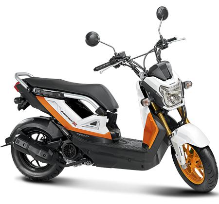 Harga Honda Zoomer X Terbaru dan Spesifikasi Lengkap