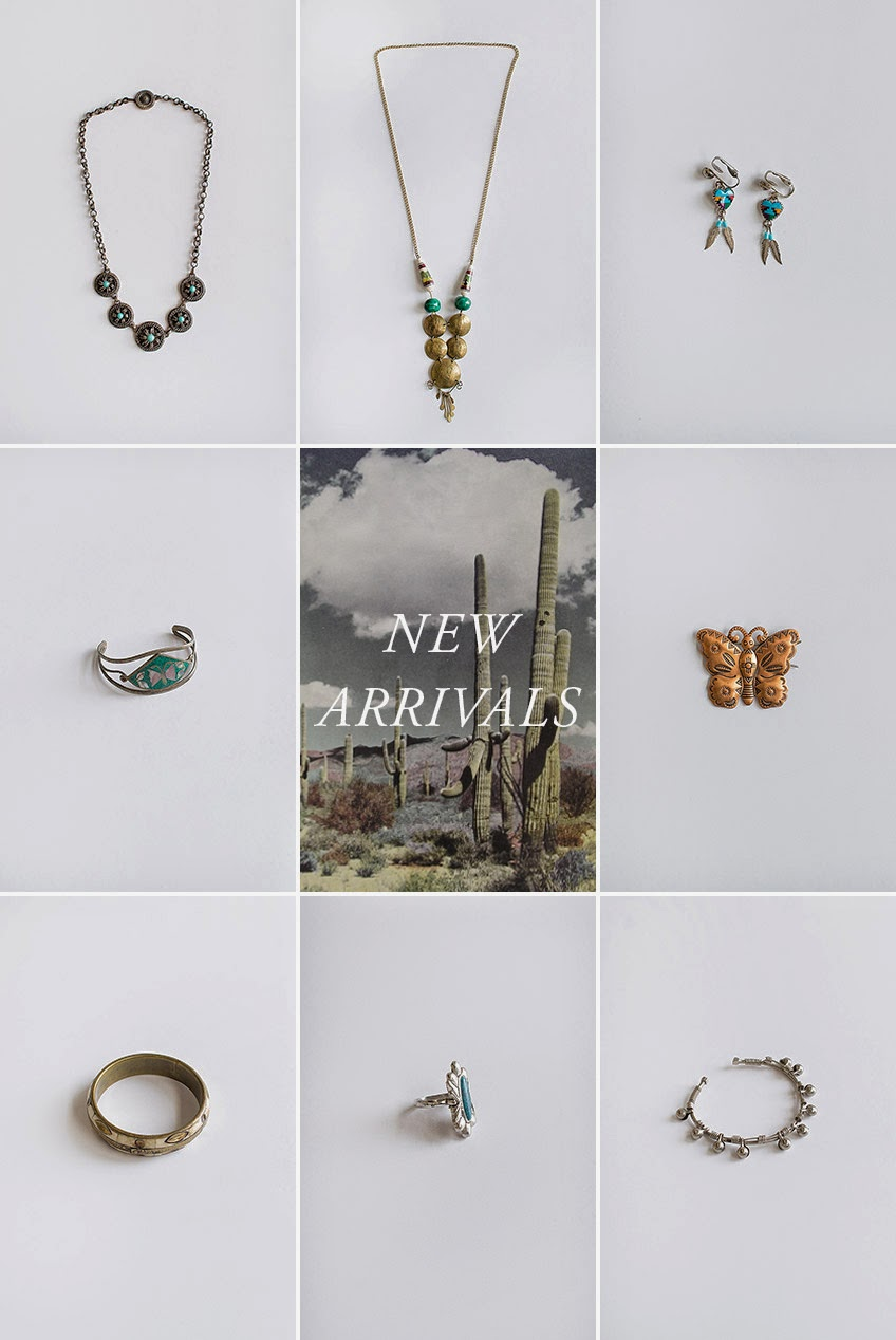 Vintage native southwest jewelry