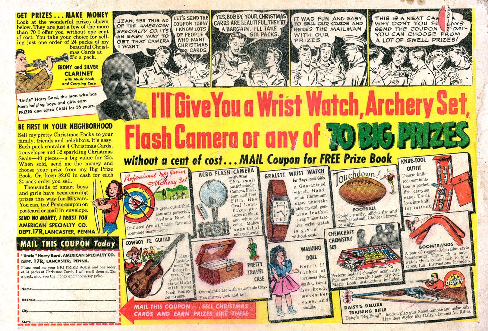 Read online Adventure Comics (1938) comic -  Issue #206 - 36