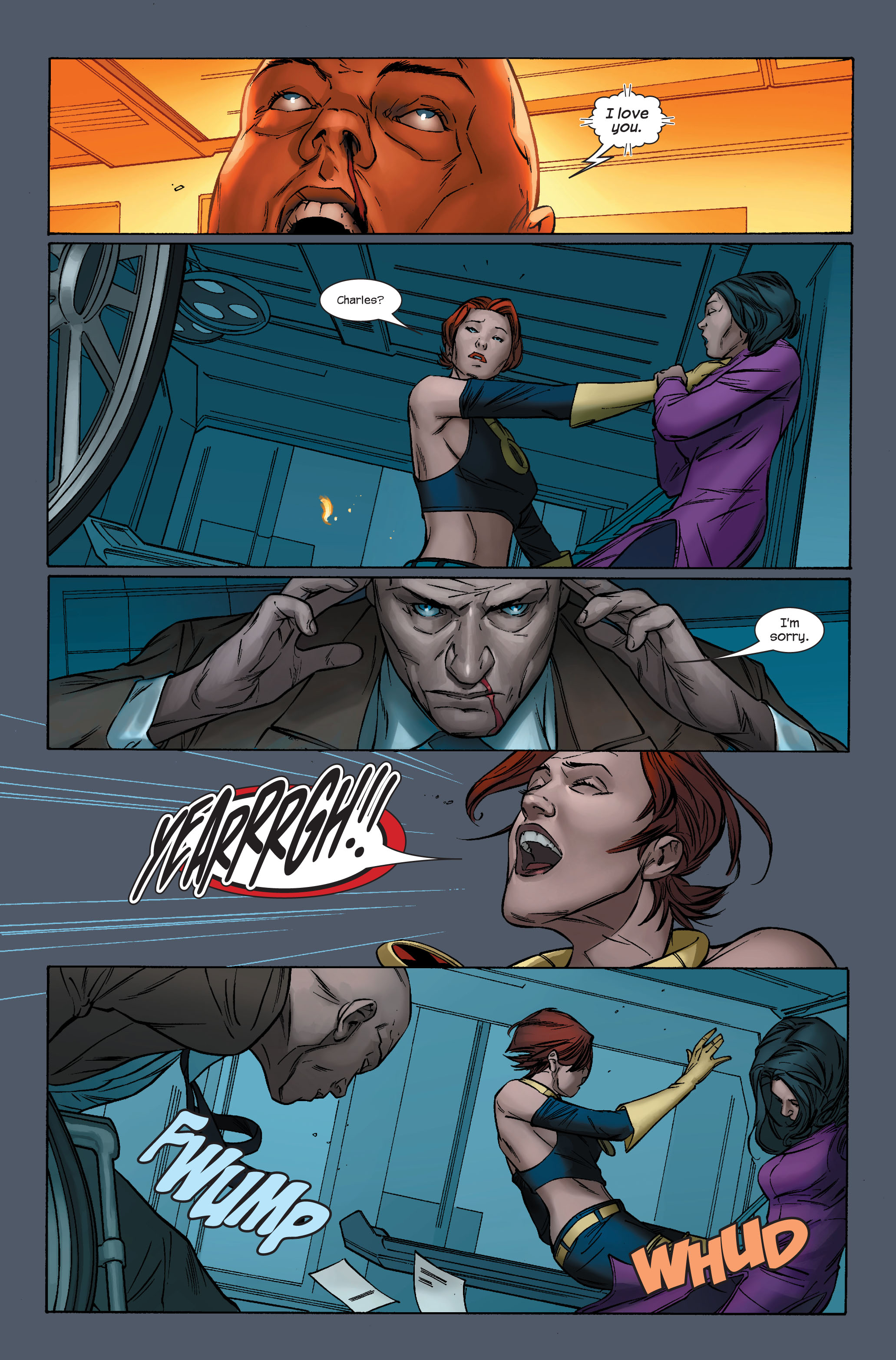 Read online Ultimate X-Men comic -  Issue #71 - 13