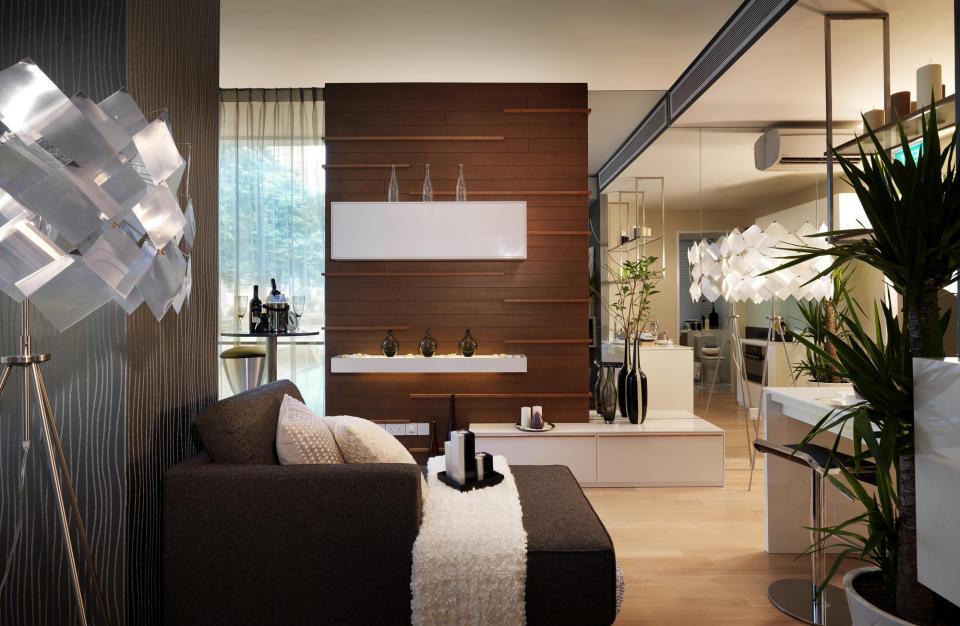 Contemporary Interior Design Exotic House Interior Designs