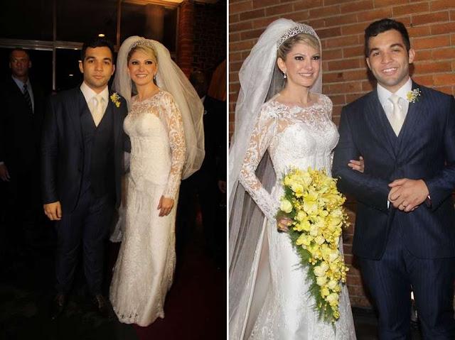 Casamento de Antonia Fontenelle