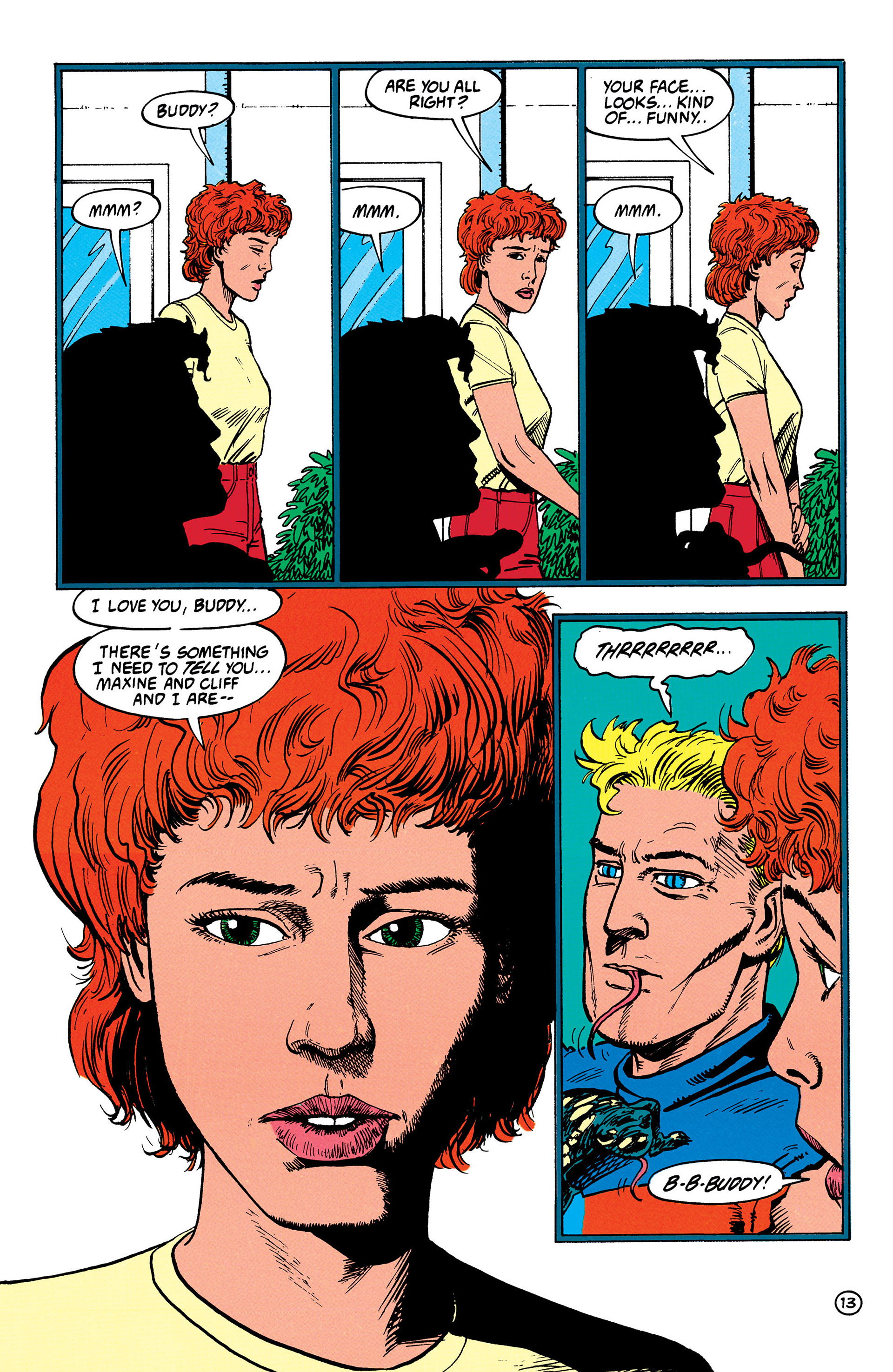 Read online Animal Man (1988) comic -  Issue #37 - 14