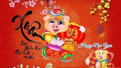 Trang trí tết Kỷ Hợi 2019 cho blogspot