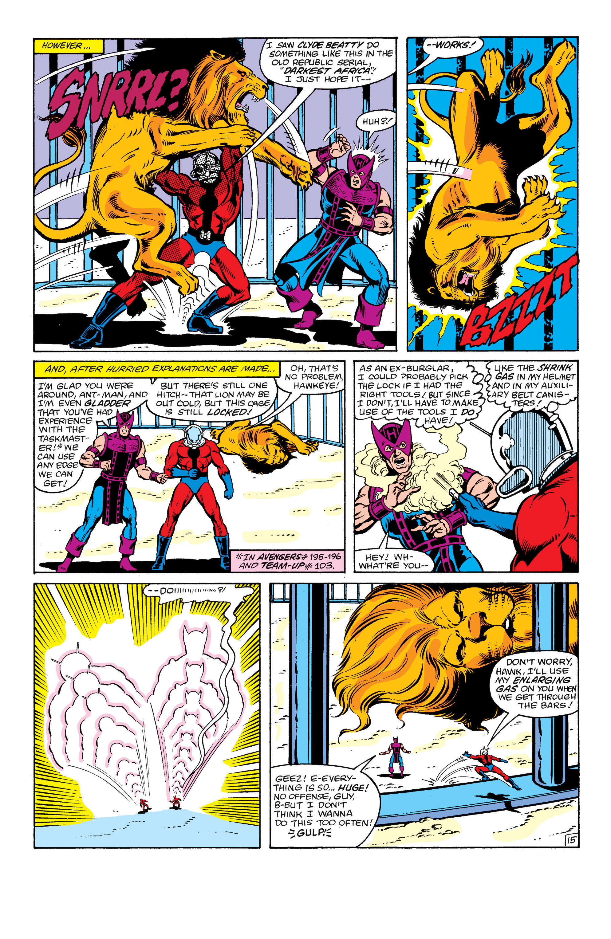 Read online Ant-Man comic -  Issue #Ant-Man _TPB - 220