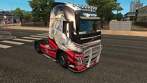 Polska skin for Volvo 2012