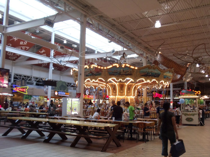 Food Places Near Burlington Mall