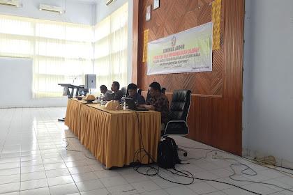 Seminar Akhir Energi Baru dan Terbarukan