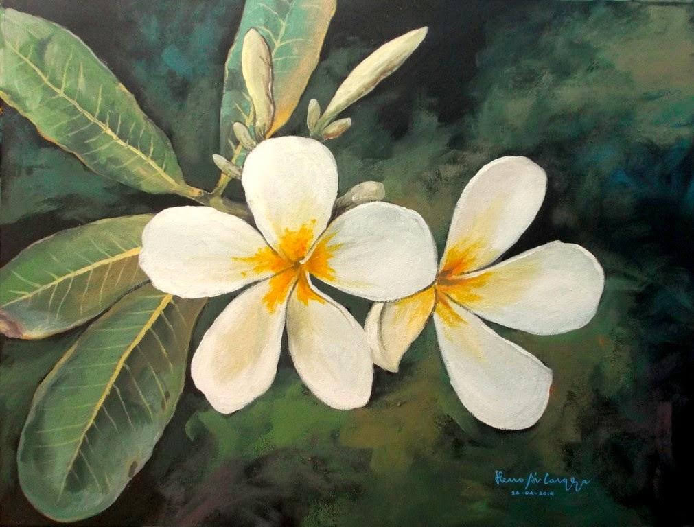 Dunia Lukisan Javadesindo Art Gallery Lukisan Aneka Bunga Dalam