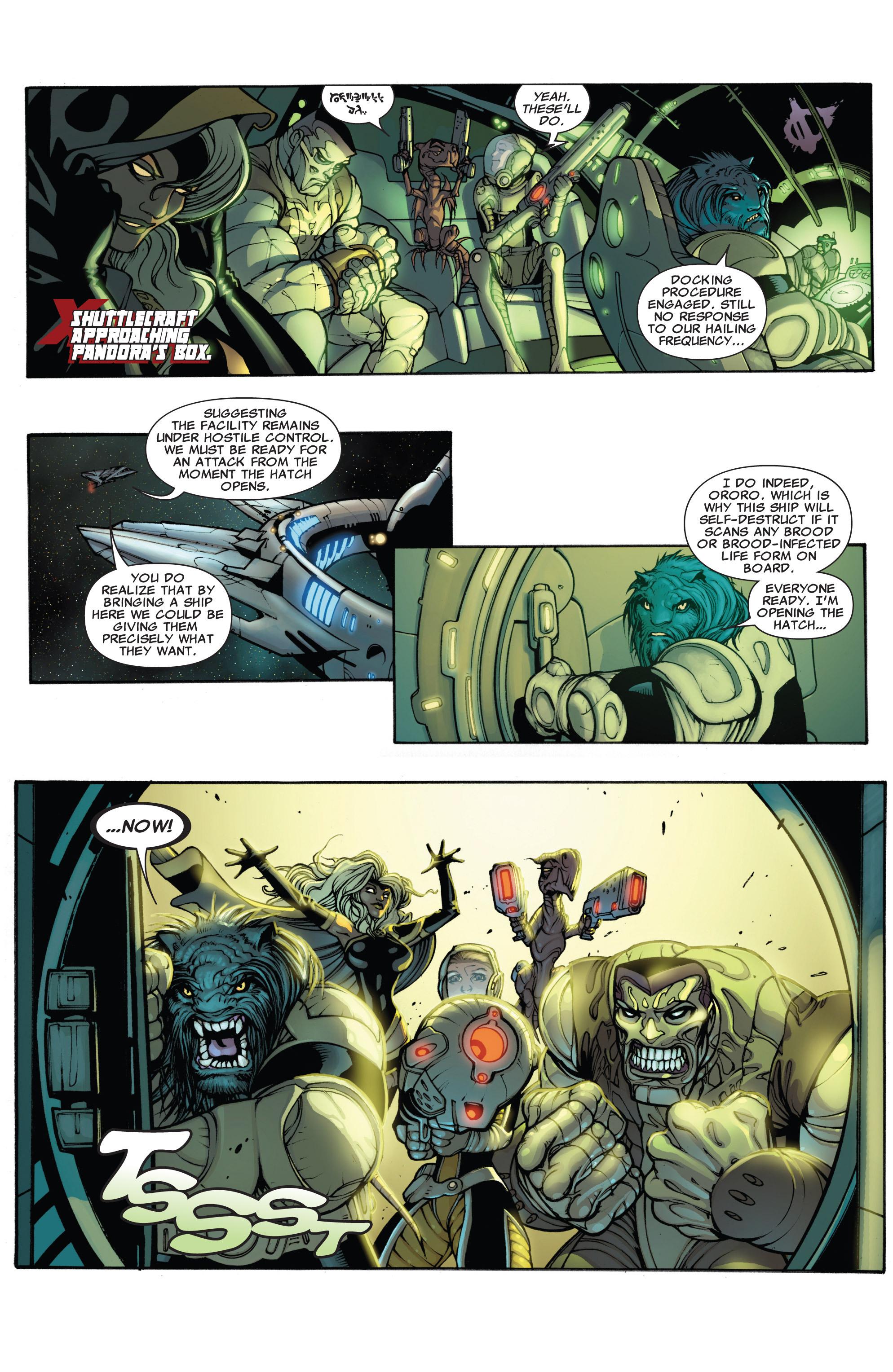 Read online Astonishing X-Men (2004) comic -  Issue #38 - 13