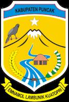 Lambang / logo  Kabupaten Puncak