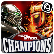 Download Game Real Steel Champions v1.0.371 Mod Apk Data Unlimited Money + Gold Terbaru