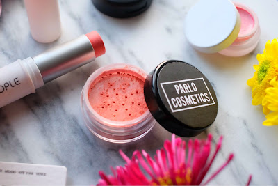 Parlo Cosmetics Natural Mineral Blush
